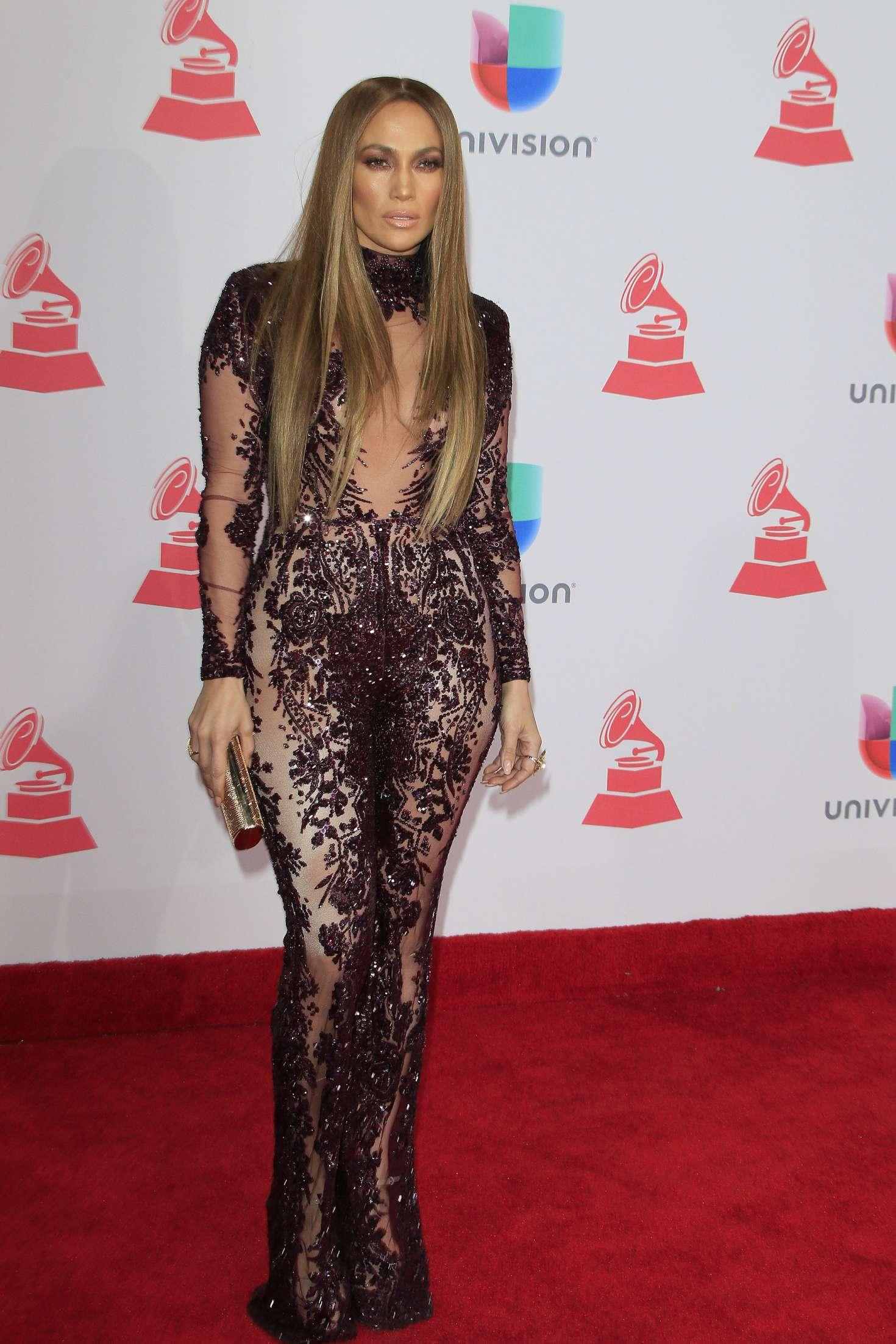Jennifer Lopez 2016 : Jennifer Lopez: 17th Annual Latin Grammy Awards -06