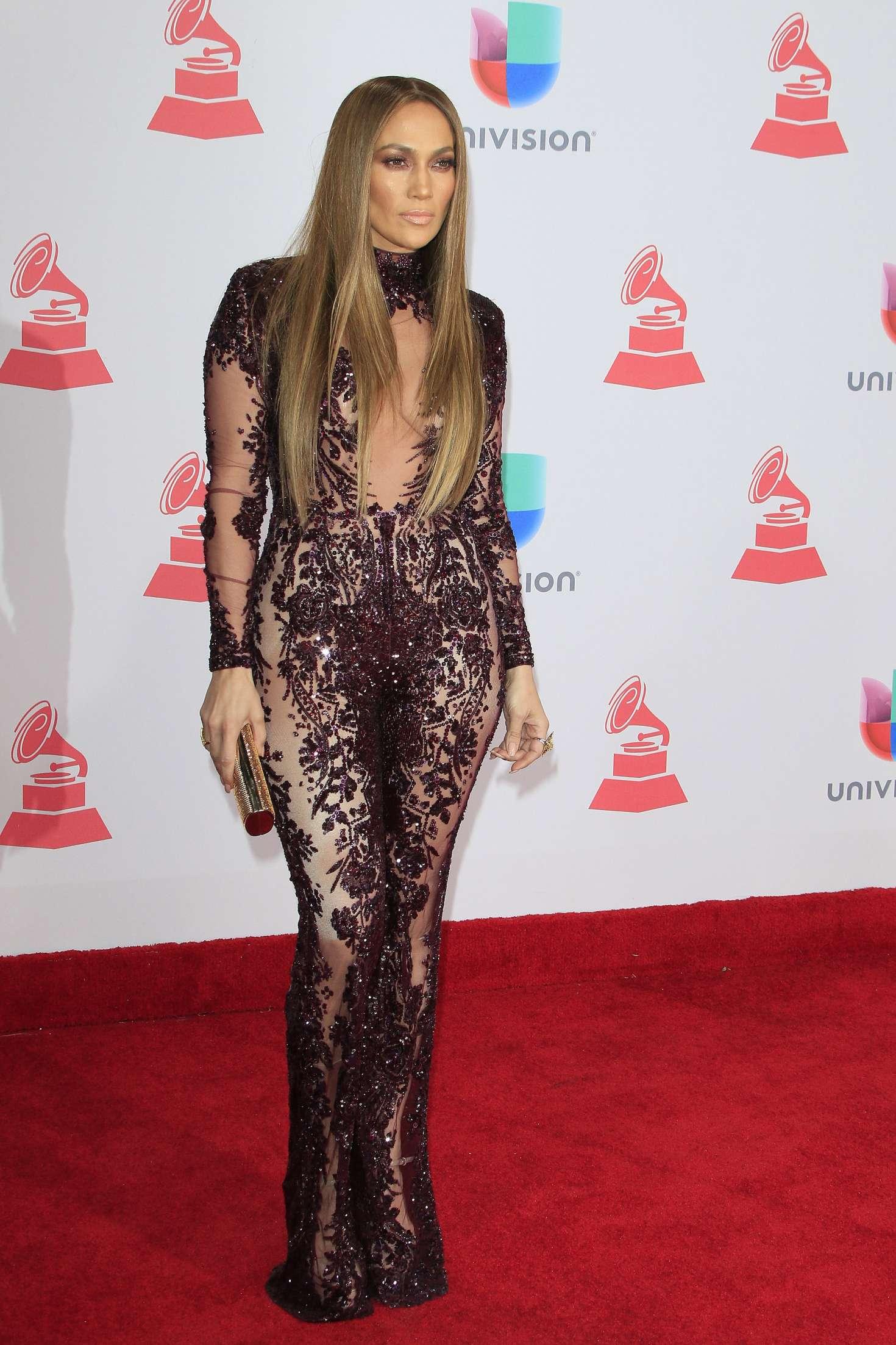 Jennifer Lopez 2016 : Jennifer Lopez: 17th Annual Latin Grammy Awards -10