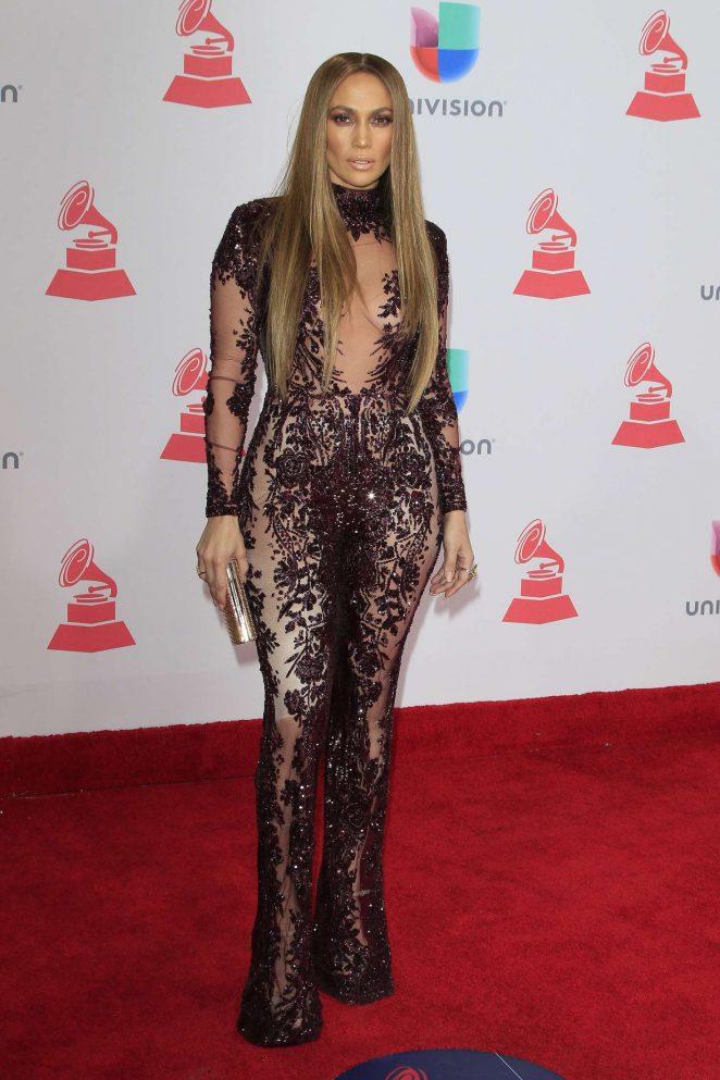 Jennifer Lopez 2016 : Jennifer Lopez: 17th Annual Latin Grammy Awards -14