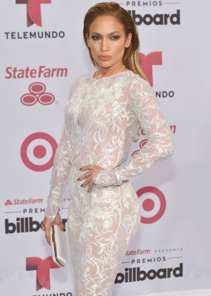 Jennifer Lopez - 2015 Billboard Latin Music Awards in Miami