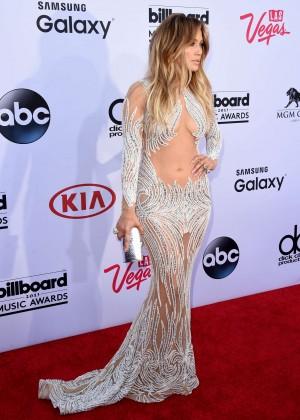 Jennifer Lopez: Billboard Music Awards 2015 -16