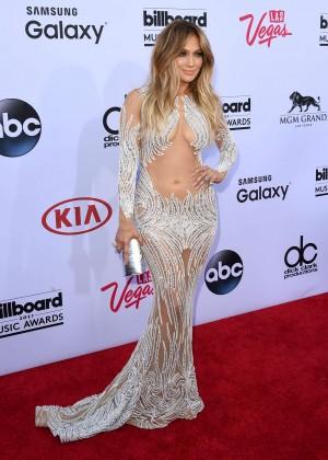 Jennifer Lopez: Billboard Music Awards 2015 -21