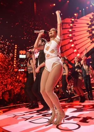 Jennifer Lopez: 2015 iHeartRadio Music Festival -11