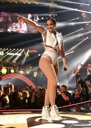 Jennifer Lopez: 2015 iHeartRadio Music Festival -12