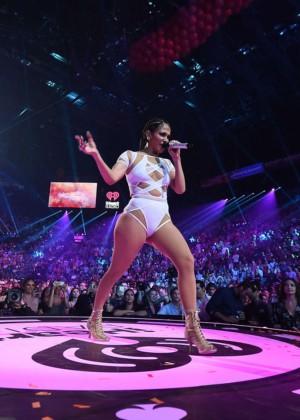 Jennifer Lopez: 2015 iHeartRadio Music Festival -15