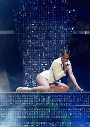 Jennifer Lopez: 2015 iHeartRadio Music Festival -19