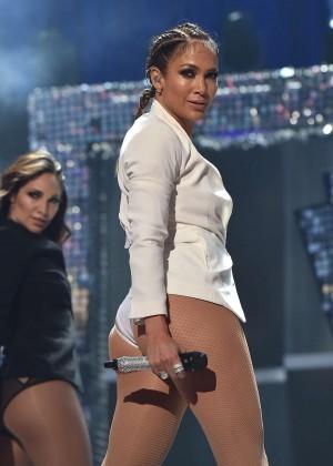Jennifer Lopez: 2015 iHeartRadio Music Festival -25