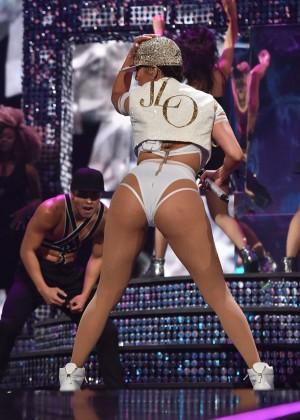 Jennifer Lopez: 2015 iHeartRadio Music Festival -32