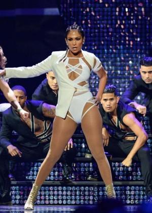 Jennifer Lopez: 2015 iHeartRadio Music Festival -42