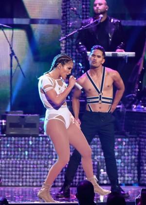 Jennifer Lopez: 2015 iHeartRadio Music Festival -45