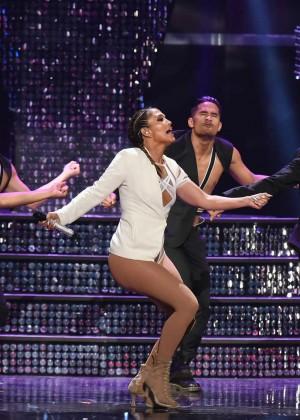 Jennifer Lopez: 2015 iHeartRadio Music Festival -52