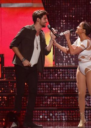 Jennifer Lopez: 2015 iHeartRadio Music Festival -56