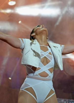 Jennifer Lopez: 2015 iHeartRadio Music Festival -63