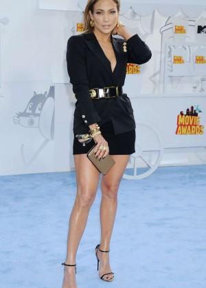Jennifer Lopez: 2015 MTV Movie Awards -05