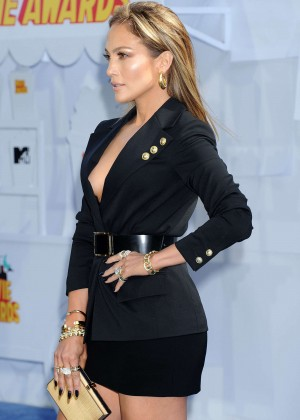 Jennifer Lopez: 2015 MTV Movie Awards -06