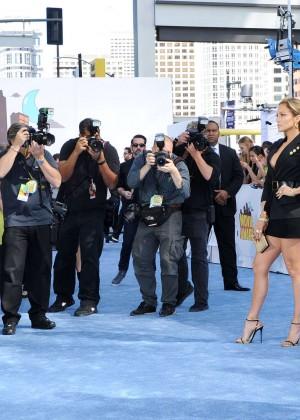 Jennifer Lopez: 2015 MTV Movie Awards -12