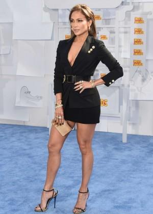 Jennifer Lopez: 2015 MTV Movie Awards -14