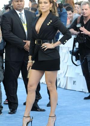 Jennifer Lopez: 2015 MTV Movie Awards -15