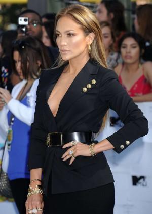 Jennifer Lopez: 2015 MTV Movie Awards -17