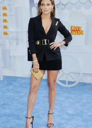 Jennifer Lopez: 2015 MTV Movie Awards -18