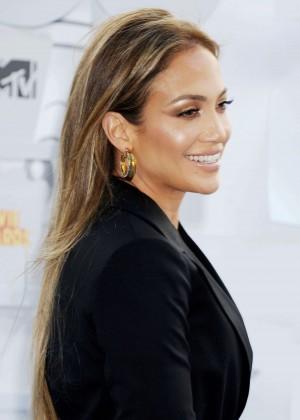 Jennifer Lopez: 2015 MTV Movie Awards -21