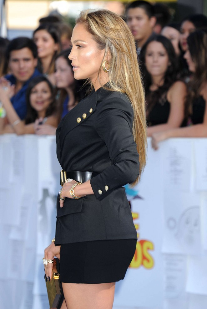 Jennifer Lopez: 2015 MTV Movie Awards -25