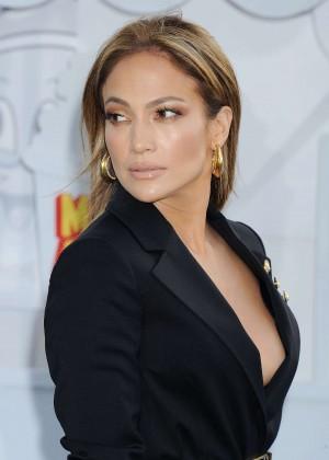 Jennifer Lopez: 2015 MTV Movie Awards -26