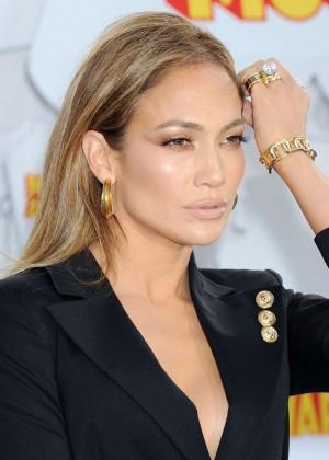 Jennifer Lopez: 2015 MTV Movie Awards -28
