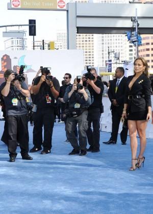 Jennifer Lopez: 2015 MTV Movie Awards -31