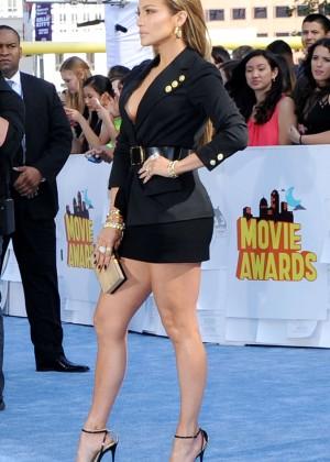 Jennifer Lopez: 2015 MTV Movie Awards -34