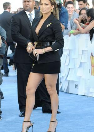 Jennifer Lopez: 2015 MTV Movie Awards -35