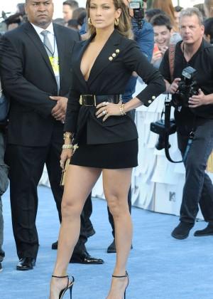 Jennifer Lopez: 2015 MTV Movie Awards -37
