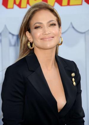 Jennifer Lopez: 2015 MTV Movie Awards -38