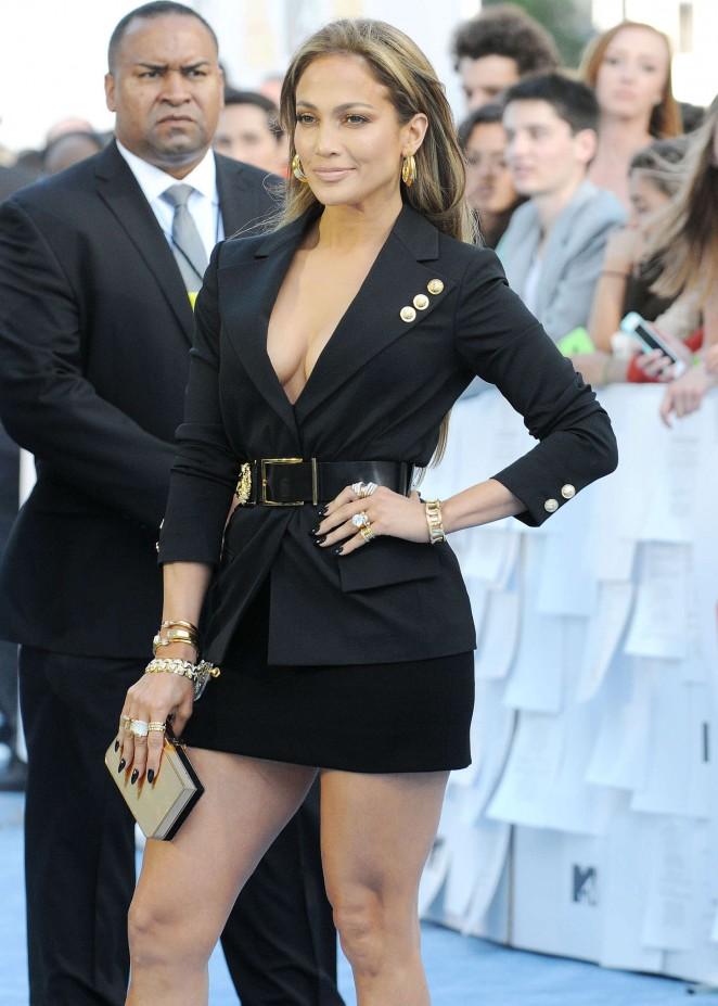 Jennifer Lopez: 2015 MTV Movie Awards -39