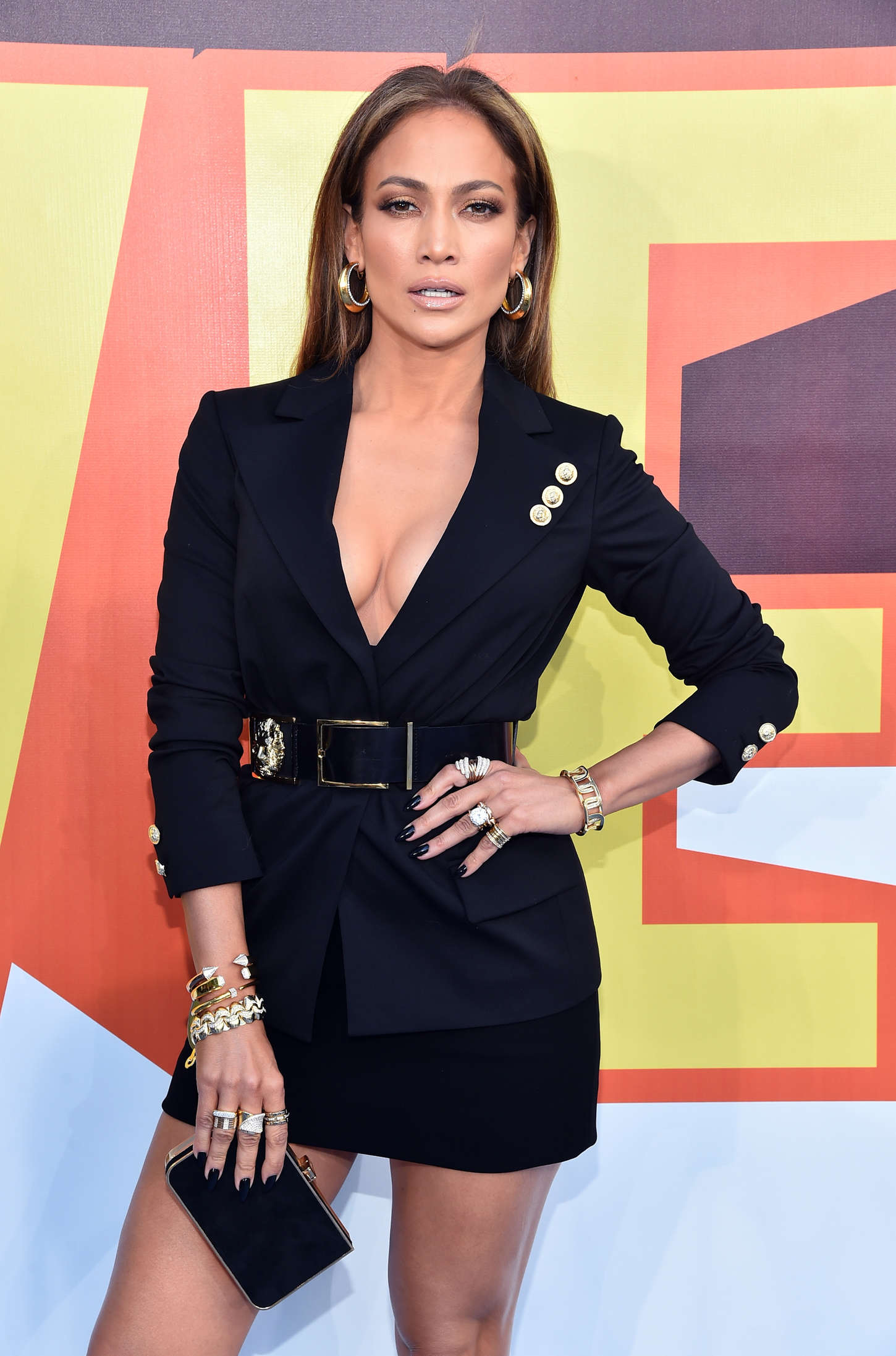 Jennifer Lopez: 2015 MTV Movie Awards -41