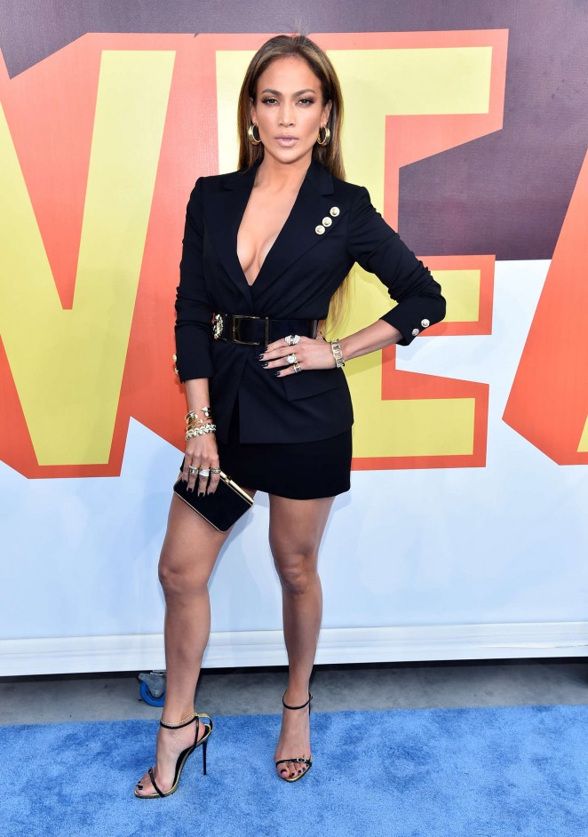 Jennifer Lopez: 2015 MTV Movie Awards -42