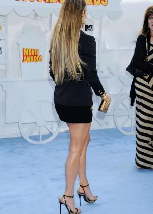 Jennifer Lopez: 2015 MTV Movie Awards -43