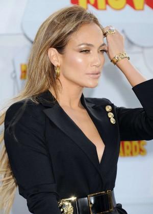 Jennifer Lopez: 2015 MTV Movie Awards -44