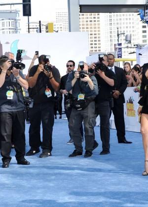 Jennifer Lopez: 2015 MTV Movie Awards -46