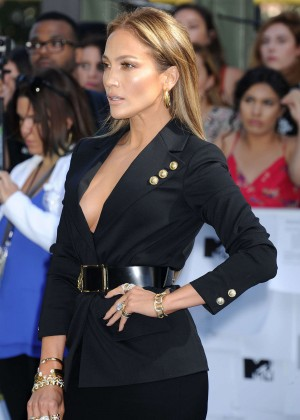 Jennifer Lopez: 2015 MTV Movie Awards -47