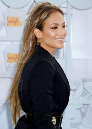 Jennifer Lopez: 2015 MTV Movie Awards -50