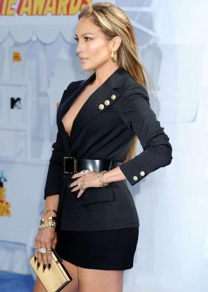 Jennifer Lopez: 2015 MTV Movie Awards -52