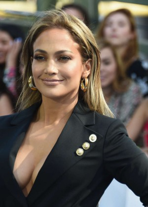 Jennifer Lopez: 2015 MTV Movie Awards -54