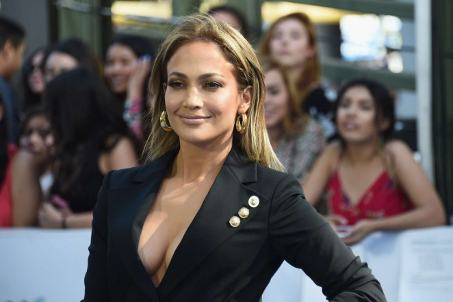 Jennifer Lopez: 2015 MTV Movie Awards -54