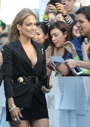 Jennifer Lopez: 2015 MTV Movie Awards -58