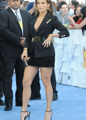 Jennifer Lopez: 2015 MTV Movie Awards -59