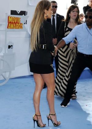 Jennifer Lopez: 2015 MTV Movie Awards -60