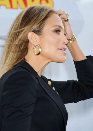 Jennifer Lopez: 2015 MTV Movie Awards -62