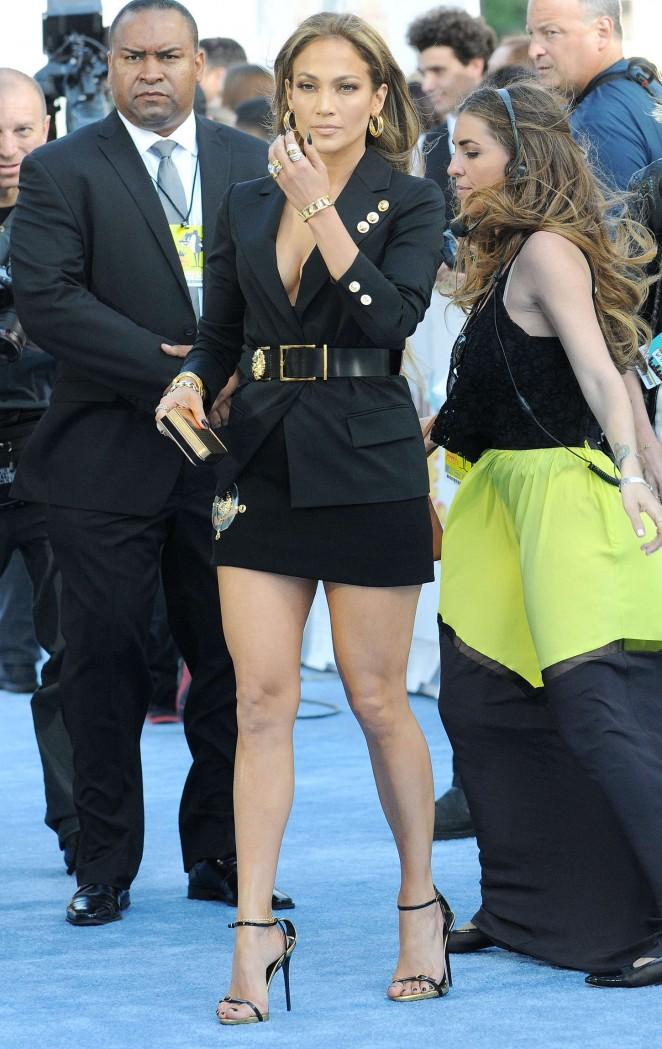 Jennifer Lopez: 2015 MTV Movie Awards -64