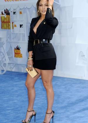 Jennifer Lopez: 2015 MTV Movie Awards -65